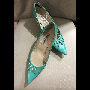 Jimmy Choo London shoes size 8.